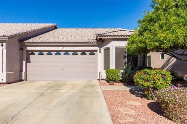 6610 E University Drive #49, Mesa, AZ 85205 (MLS #5856921) :: Realty Executives