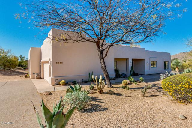 8001 E Carefree Drive, Carefree, AZ 85377 (MLS #5856939) :: The Bill and Cindy Flowers Team
