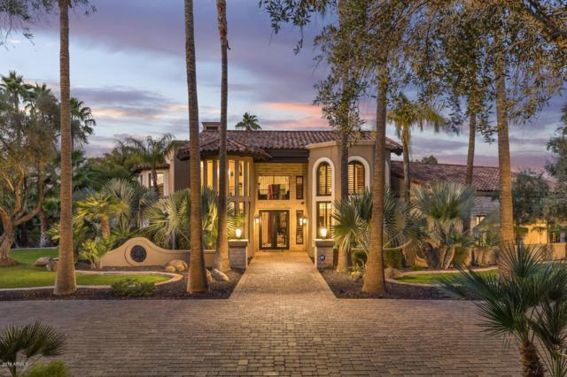 8100 N 54TH Street, Paradise Valley, AZ 85253 (MLS #5856977) :: Gilbert Arizona Realty