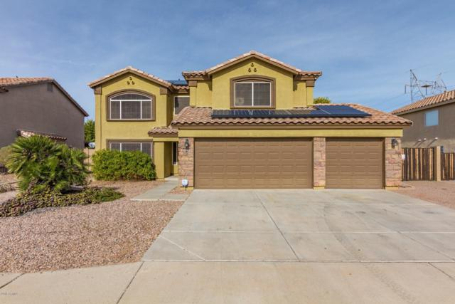 1102 E Rosebud Drive, San Tan Valley, AZ 85143 (MLS #5857002) :: Yost Realty Group at RE/MAX Casa Grande