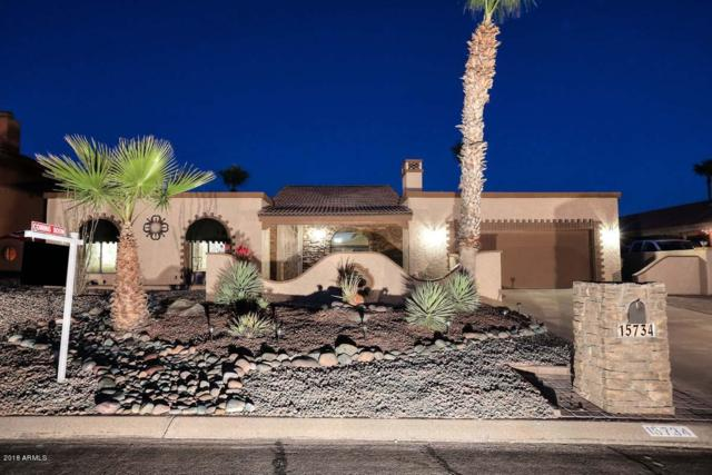 15734 E Mustang Drive, Fountain Hills, AZ 85268 (MLS #5857059) :: Kelly Cook Real Estate Group