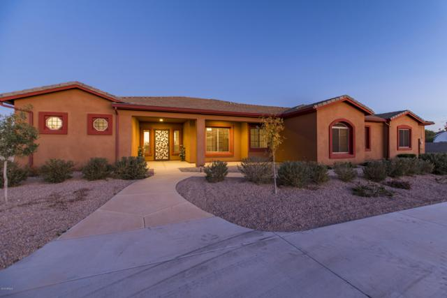 25903 S Lemon Avenue, Queen Creek, AZ 85142 (MLS #5857076) :: The C4 Group