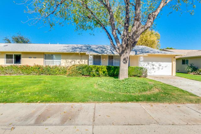 19006 N Signal Butte Circle, Sun City, AZ 85373 (MLS #5857107) :: The Daniel Montez Real Estate Group