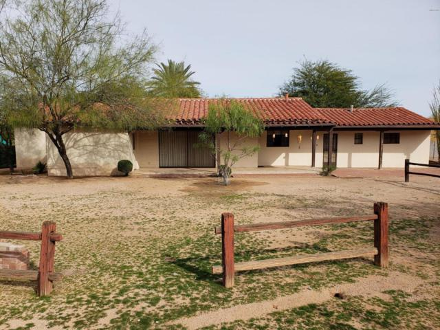 6200 N Mockingbird Lane, Paradise Valley, AZ 85253 (MLS #5857117) :: Abrams International and Homehelper Consultants