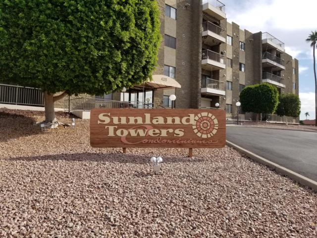 425 S Parkcrest #326, Mesa, AZ 85206 (MLS #5857229) :: Team Wilson Real Estate