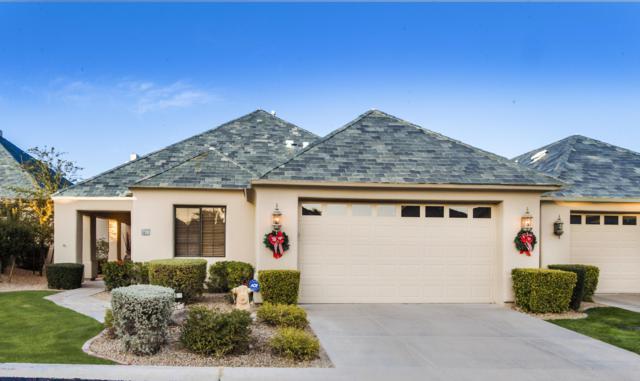 16540 E El Lago Boulevard #16, Fountain Hills, AZ 85268 (MLS #5857236) :: Kelly Cook Real Estate Group