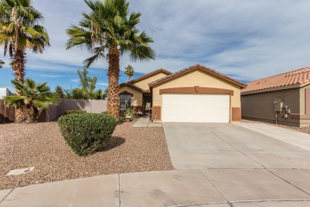 838 E Saratoga Street, Gilbert, AZ 85296 (MLS #5857237) :: Conway Real Estate