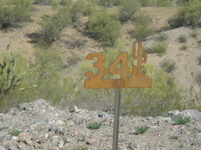 Lot #34 N Blue Tank Trail, Wickenburg, AZ 85390 (MLS #5857246) :: Yost Realty Group at RE/MAX Casa Grande