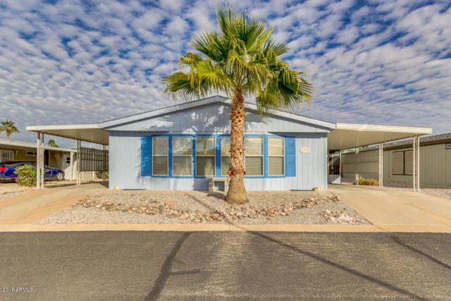 2400 E Baseline Avenue #173, Apache Junction, AZ 85119 (MLS #5857273) :: Occasio Realty