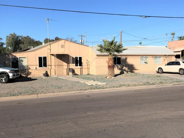 520 E 6TH Street, Casa Grande, AZ 85122 (MLS #5857282) :: Yost Realty Group at RE/MAX Casa Grande
