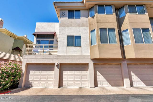4343 N 21ST Street #122, Phoenix, AZ 85016 (MLS #5857311) :: The Daniel Montez Real Estate Group