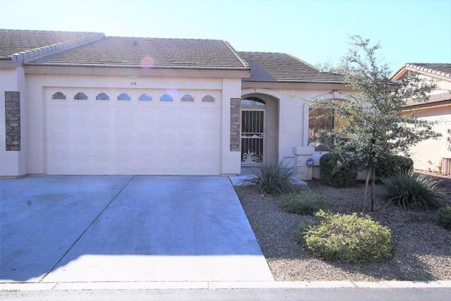 10960 E Monte Avenue #195, Mesa, AZ 85209 (MLS #5857372) :: Lux Home Group at  Keller Williams Realty Phoenix