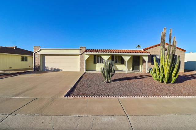 9822 W Pinecrest Drive, Sun City, AZ 85351 (MLS #5857436) :: Devor Real Estate Associates