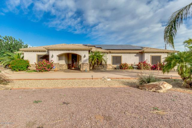 19746 E Palm Beach Drive, Queen Creek, AZ 85142 (MLS #5857454) :: The Pete Dijkstra Team