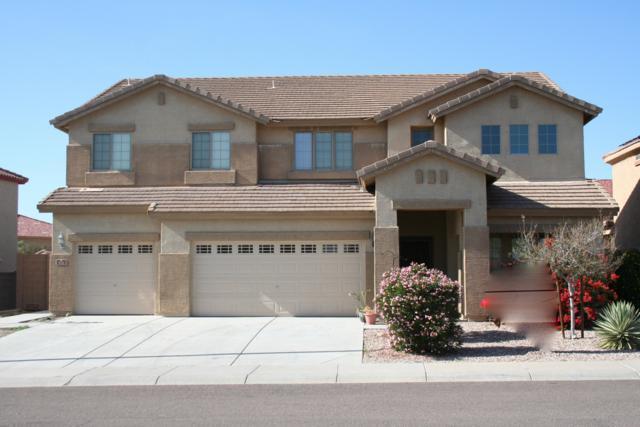 212 N 235th Drive, Buckeye, AZ 85396 (MLS #5857464) :: Desert Home Premier