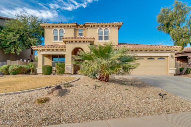 16964 N Palo Verde Street, Maricopa, AZ 85138 (MLS #5857466) :: The W Group