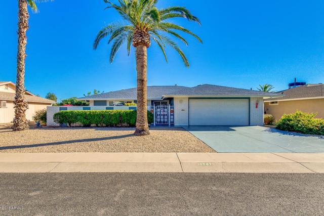 10747 W Tropicana Circle, Sun City, AZ 85351 (MLS #5857540) :: Gilbert Arizona Realty