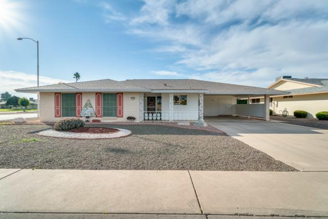 10701 W Roundelay Circle, Sun City, AZ 85351 (MLS #5857556) :: Gilbert Arizona Realty