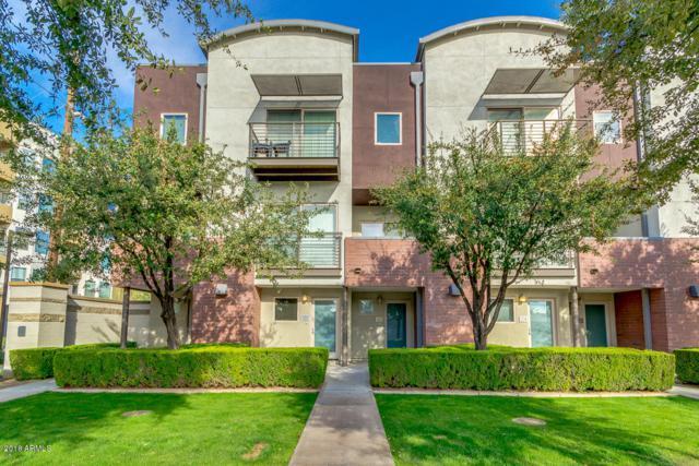 526 W 1ST Street #102, Tempe, AZ 85281 (MLS #5857569) :: Gilbert Arizona Realty