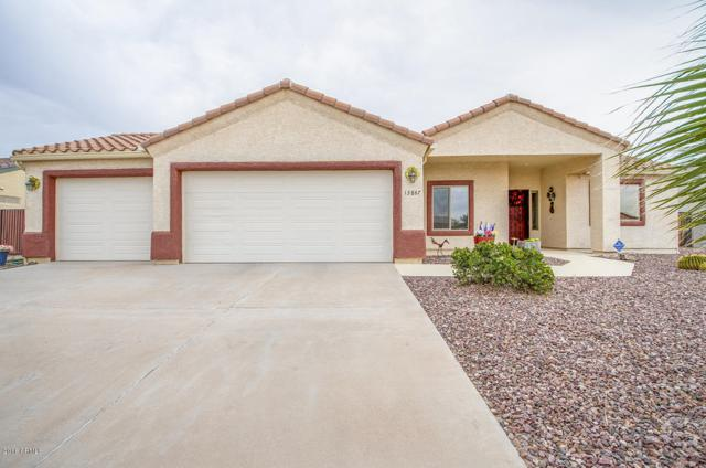 13847 S Durango Road, Arizona City, AZ 85123 (MLS #5857577) :: Yost Realty Group at RE/MAX Casa Grande