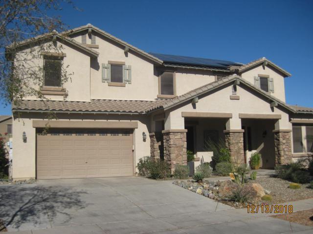 2820 E Flower Street, Gilbert, AZ 85298 (MLS #5857633) :: The C4 Group