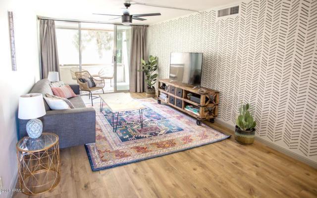 7625 E Camelback Road A222, Scottsdale, AZ 85251 (MLS #5857642) :: The Daniel Montez Real Estate Group