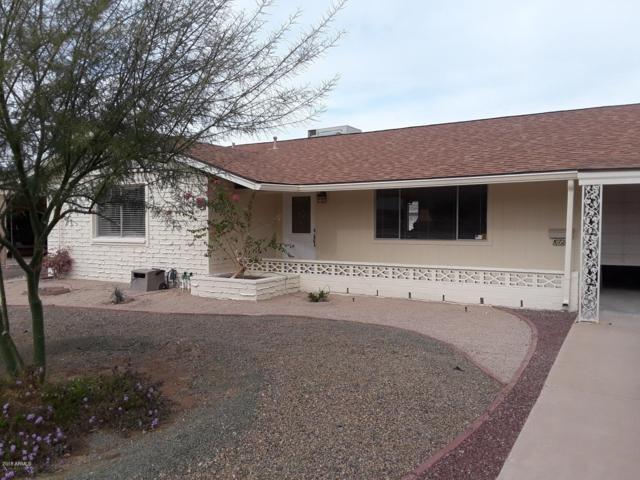 10728 W Sun City Boulevard, Sun City, AZ 85351 (MLS #5857655) :: Devor Real Estate Associates