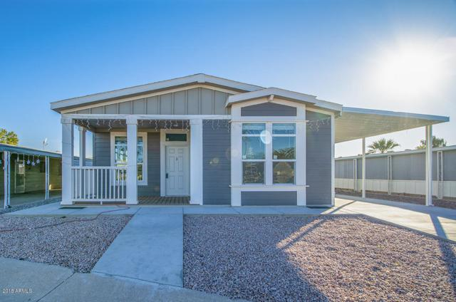 2100 N Trekell Road #234, Casa Grande, AZ 85122 (MLS #5857675) :: Yost Realty Group at RE/MAX Casa Grande