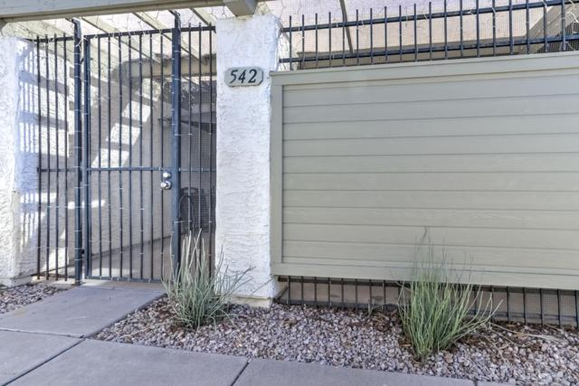 542 S Allred Drive, Tempe, AZ 85281 (MLS #5857721) :: The C4 Group