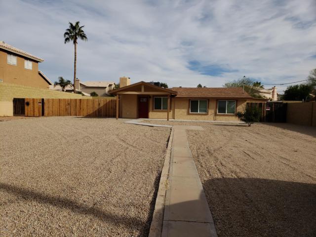13849 N 12th Street, Phoenix, AZ 85022 (MLS #5857793) :: The Daniel Montez Real Estate Group