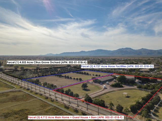 14014 N 172nd Avenue, Surprise, AZ 85388 (MLS #5857802) :: Yost Realty Group at RE/MAX Casa Grande
