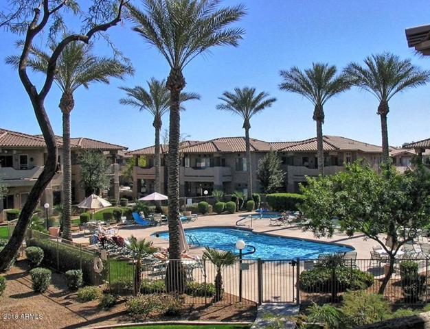 9100 E Raintree Drive #122, Scottsdale, AZ 85260 (MLS #5857819) :: Gilbert Arizona Realty