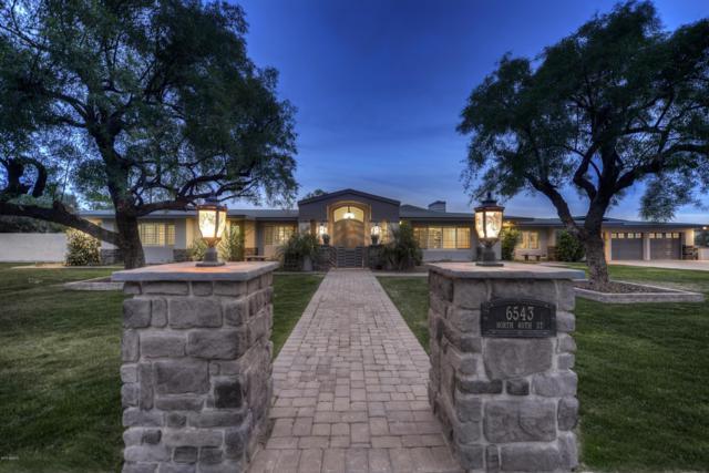 6543 N 40TH Street, Paradise Valley, AZ 85253 (MLS #5857920) :: Lux Home Group at  Keller Williams Realty Phoenix