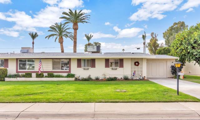 10609 W Oakmont Drive, Sun City, AZ 85351 (MLS #5857923) :: Devor Real Estate Associates