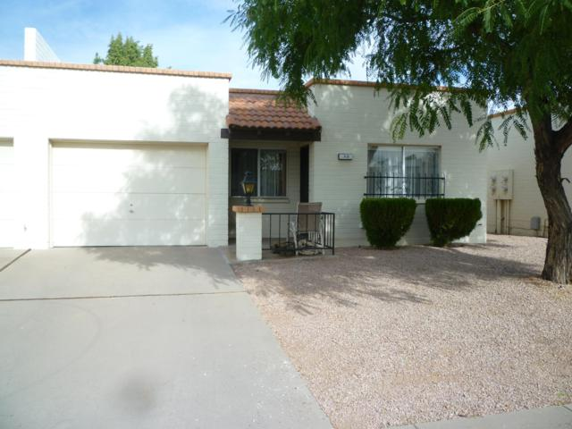 4502 E Carol Avenue #12, Mesa, AZ 85206 (MLS #5857953) :: Kelly Cook Real Estate Group