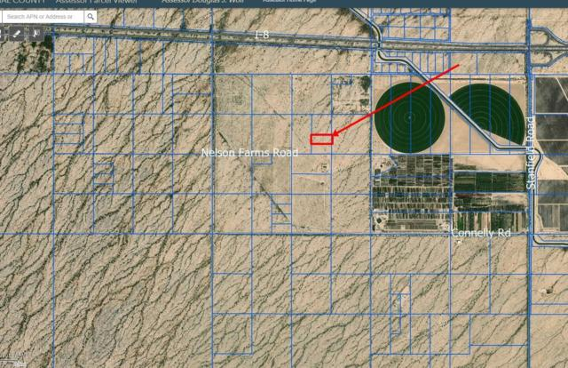0 W Nelson Farms Rd Road, Stanfield, AZ 85172 (MLS #5857954) :: Riddle Realty