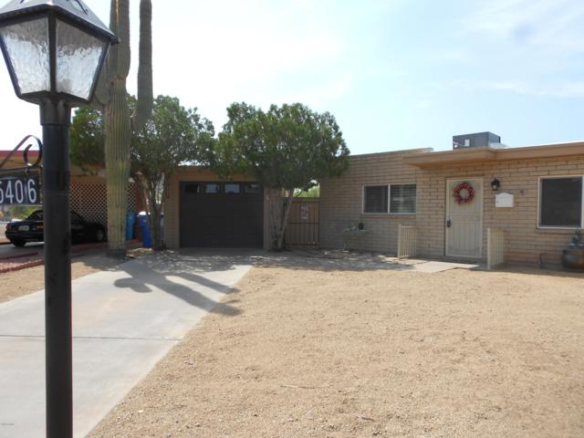 15406 N 23RD Street, Phoenix, AZ 85022 (MLS #5857967) :: Devor Real Estate Associates