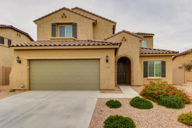 17510 W Pinnacle Vista Drive, Surprise, AZ 85387 (MLS #5858045) :: Kelly Cook Real Estate Group