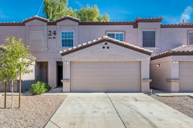 125 S 56TH Street #45, Mesa, AZ 85206 (MLS #5858050) :: Occasio Realty