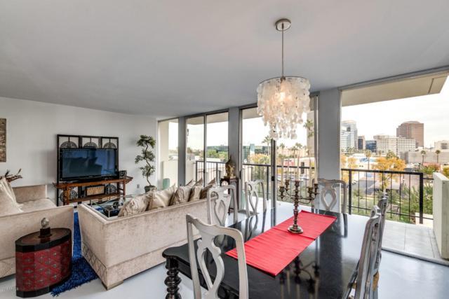 2323 N Central Avenue #405, Phoenix, AZ 85004 (MLS #5858212) :: Team Wilson Real Estate
