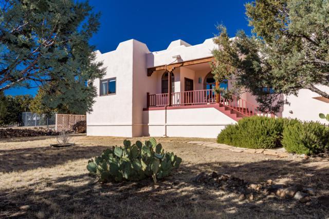 2088 W Yampa Drive, Prescott, AZ 86305 (MLS #5858230) :: Conway Real Estate