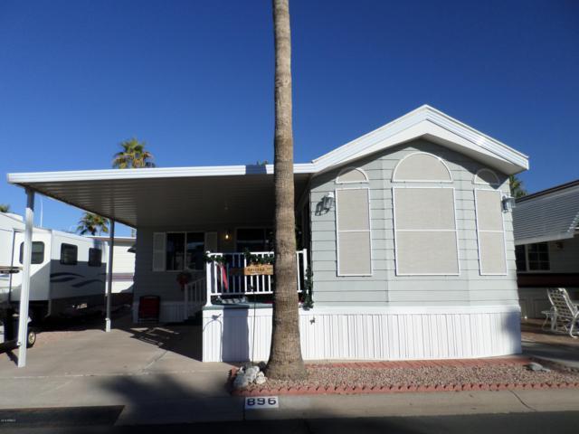 3710 S Goldfield Road, Apache Junction, AZ 85119 (MLS #5858259) :: Brett Tanner Home Selling Team