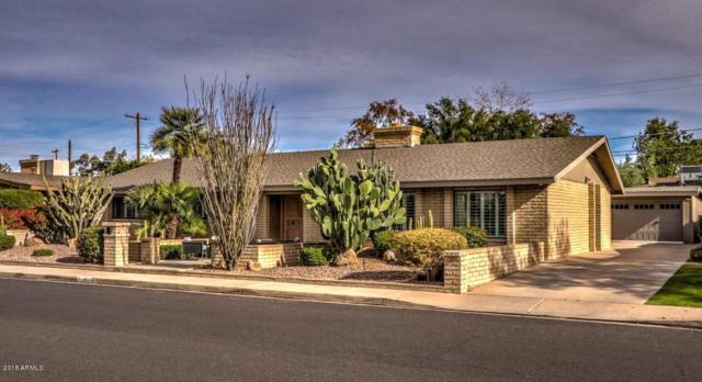 3611 N 60TH Street, Scottsdale, AZ 85251 (MLS #5858440) :: Realty Executives
