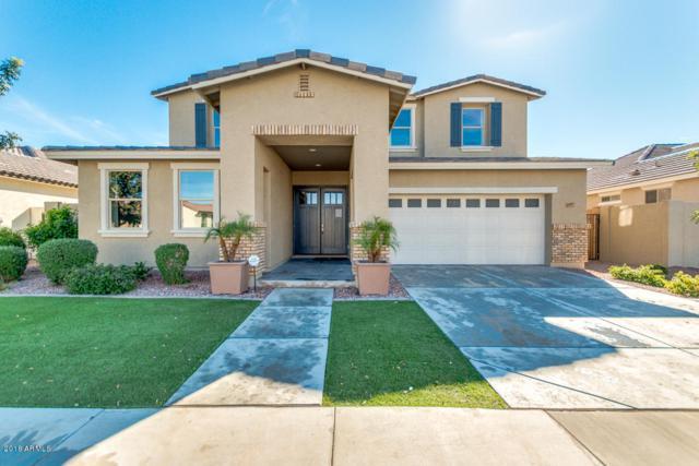 2915 E Russell Street, Mesa, AZ 85213 (MLS #5858452) :: Conway Real Estate