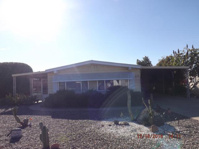 656 S Park View Circle, Mesa, AZ 85208 (MLS #5858506) :: Conway Real Estate