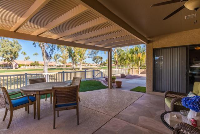 10922 E Chestnut Drive, Sun Lakes, AZ 85248 (MLS #5858549) :: Lifestyle Partners Team