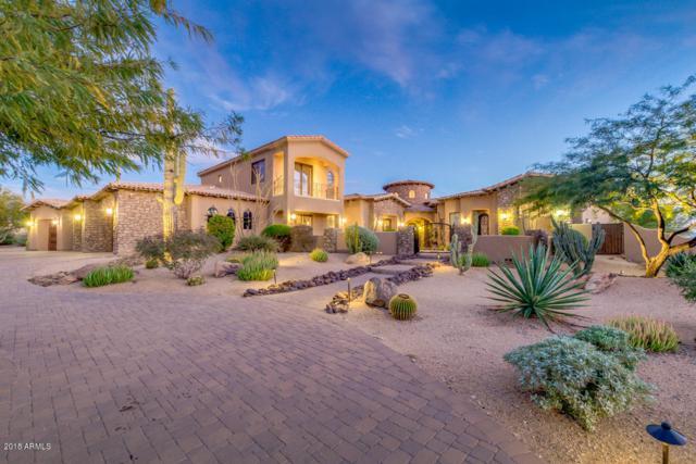 7969 E Baker Drive, Scottsdale, AZ 85266 (MLS #5858550) :: Conway Real Estate