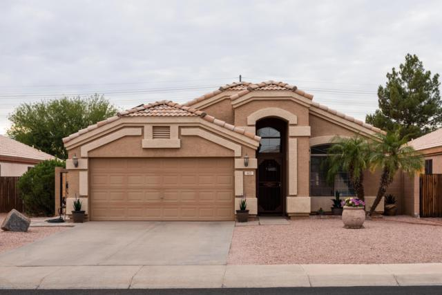 612 S Brett Street, Gilbert, AZ 85296 (MLS #5858552) :: Lifestyle Partners Team