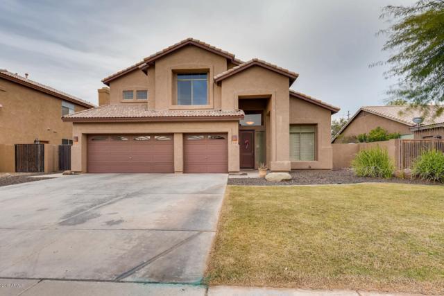 4130 E Aspen Way, Gilbert, AZ 85234 (MLS #5858567) :: Conway Real Estate