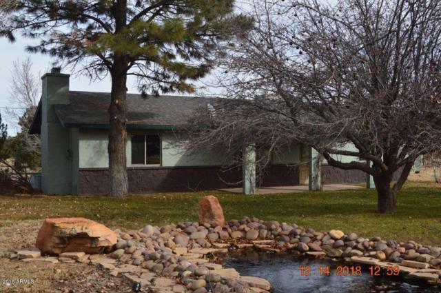 2727 W Pine Meadow Drive #2, Overgaard, AZ 85933 (MLS #5858600) :: Lifestyle Partners Team